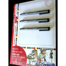 Kit Copic Outils