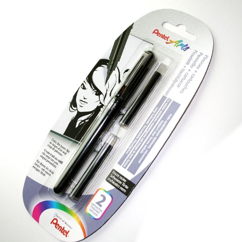 Pentel Pocket Brush