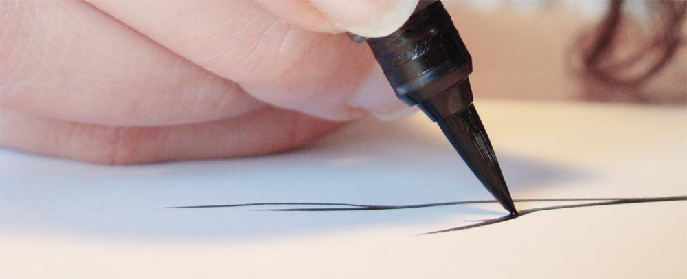 Créer des arbres avec le fude-pen
