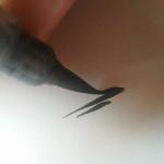 1. Exercice de base avec le fude-pen
