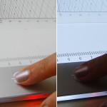 La table s'éteint en un seul geste et sa fonction de mémoire gère la luminosité